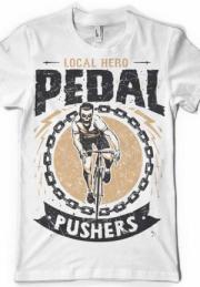 Футболка Pedal pushers