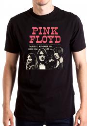 Футболка Pink Floyd Zabrisky Point