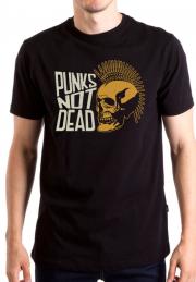 Футболка Punks Not Dead