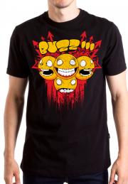 Футболка Puzz Crazy Smiles Blood