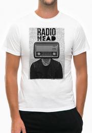 Футболка Radio Head Radio
