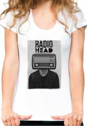 Женская футболка Radio Head Small