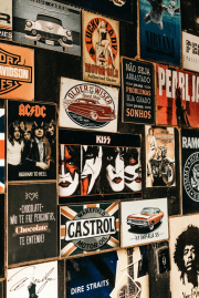 Постер Rock Posters Many Poster