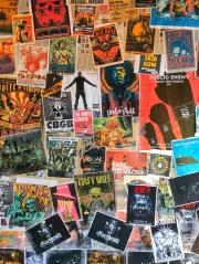 Постер Rock Wall Poster