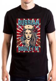 Футболка Russian Roulete Color