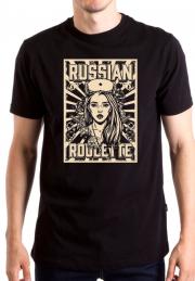 Футболка Russian Roulette