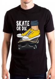 Скейтерская футболка Skate or Die