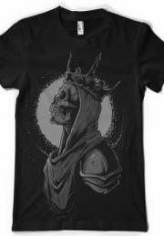 Футболка Skull King Moon