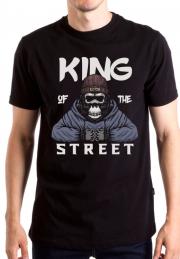 Футболка Skull Gorilla King Street