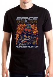 Футболка Space War