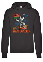 Худи Space Explorer Hoodie Black