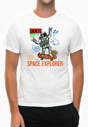 футболка space explorer