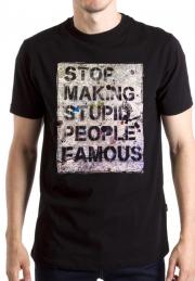 Футболка Stop Making Stupid People Famous