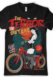 Футболка The terror sisters