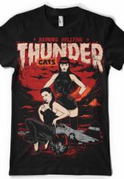 футболка thunder cats