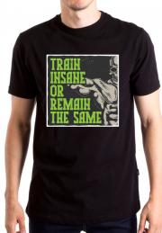 Футболка Train Insane Remain Same