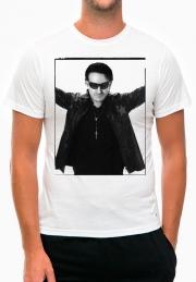 футболка u2 bono