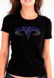 Женская футболка Van Halen Logo