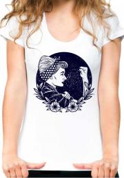 Женская футболка Vykusi Girls