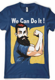 Футболка We can do it