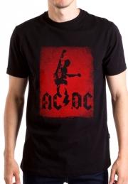Футболка AC-DC Red