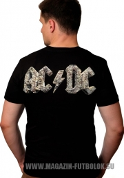 футболка ac dc rock or bust