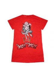 amur - молодежная футболка для девушек