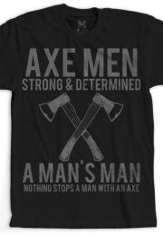 футболка axe man