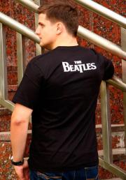 футболка beatles abbey road классическая