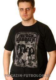 black sabbath - футболка tour 1978