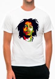 Футболка Bob Marley Art