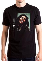 Футболка Bob Marley Smile