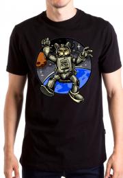 Футболка Cat Astronaut
