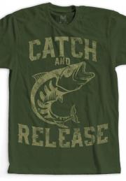 Футболка Catch Release