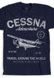 Футболка Cessna