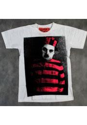 Charli Chaplin прикольная футболка для детей