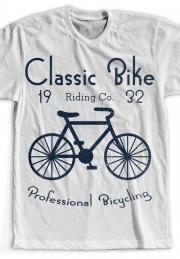 Футболка Classic Bike