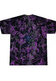 constellation - светящиеся футболки с космосом