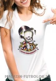 футболка fuck the system для девушек