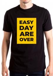 Футболка Easy day are over