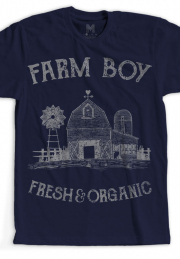 футболка farm boy