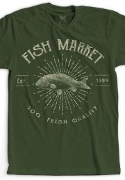Футболка Fish Market