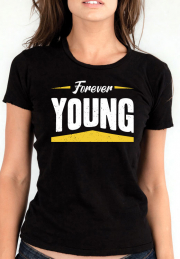 Футболка Forever Young Girls
