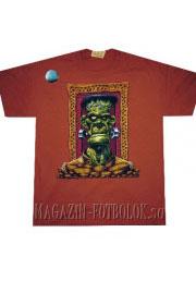 frank glows - прикольные футболки 3d