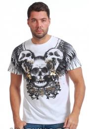 футболка xzavier l1528wht