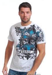 футболка xzavier l1593wht