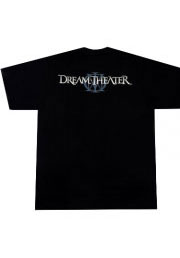 футболка dream theater black clouds