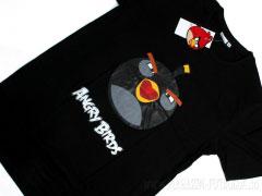 футболка энгри бердс c птичкой бомбой