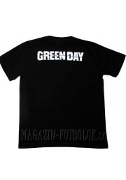 футболка green day