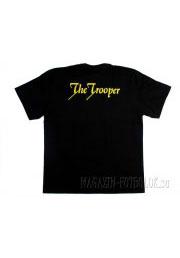 футболка iron maiden trooper
